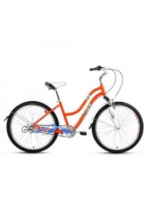 "Велосипед 26"" Forward Evia Air 2.0 3 ск 17-18 г Рама 16"