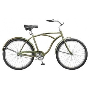 Велосипед Stels круизер, рама 19