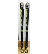 Г/л  Fischer WC Aircarbon Ti RC4 (155) - Exp