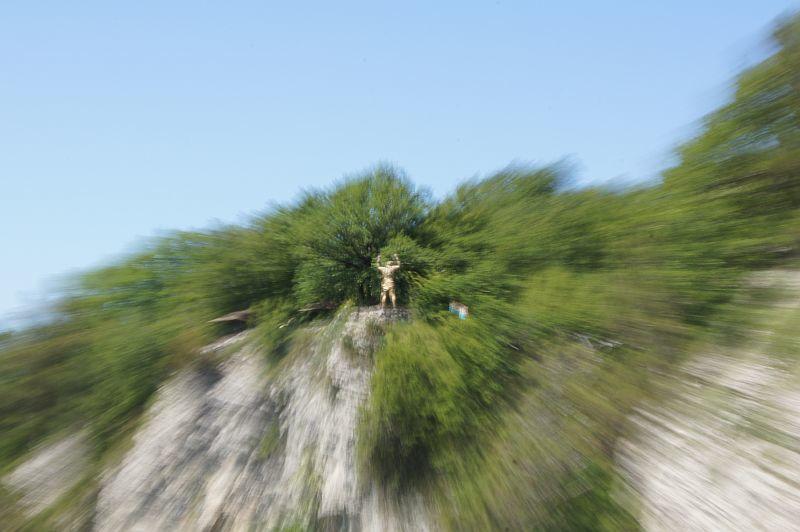 Агурские водопады и Орлиные скалы. Сочи